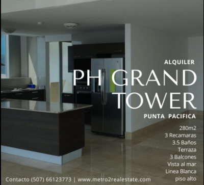108752 - Punta pacifica - apartamentos - grand tower