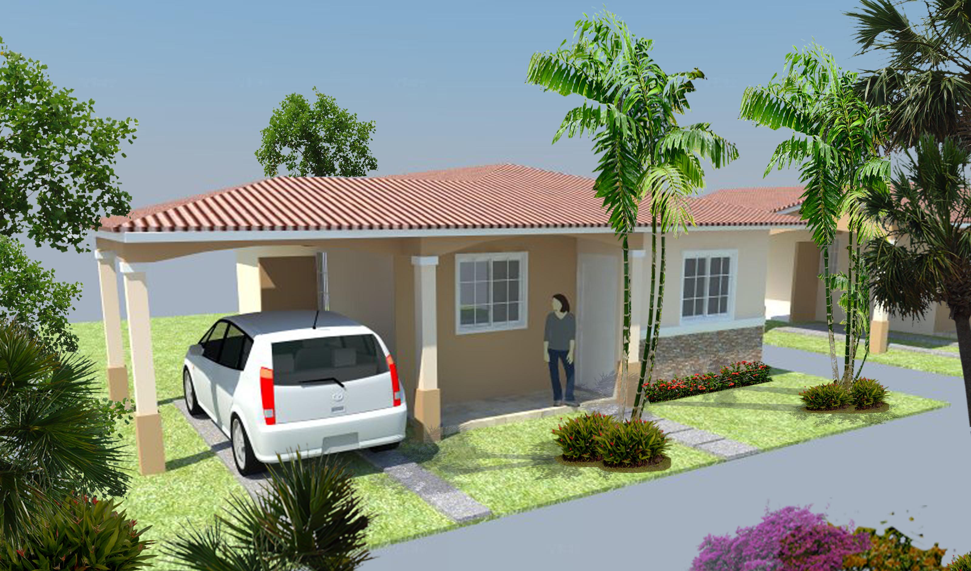 Casas nuevas proyecto luces del alba p20122 inmopanama - Proyectos casas nuevas ...