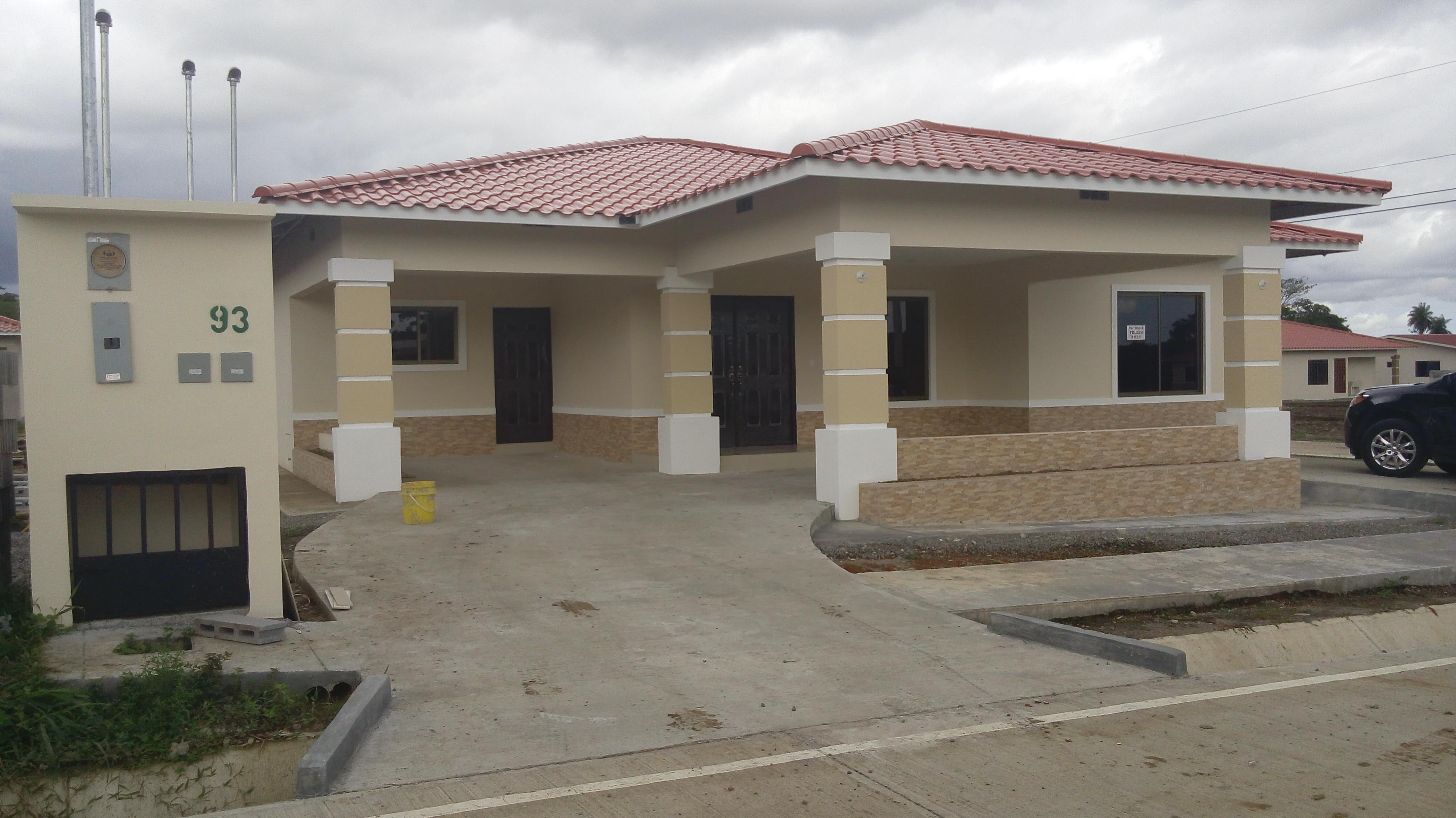 Casa En Residencial Villa Patricia P26429 Inmopanama