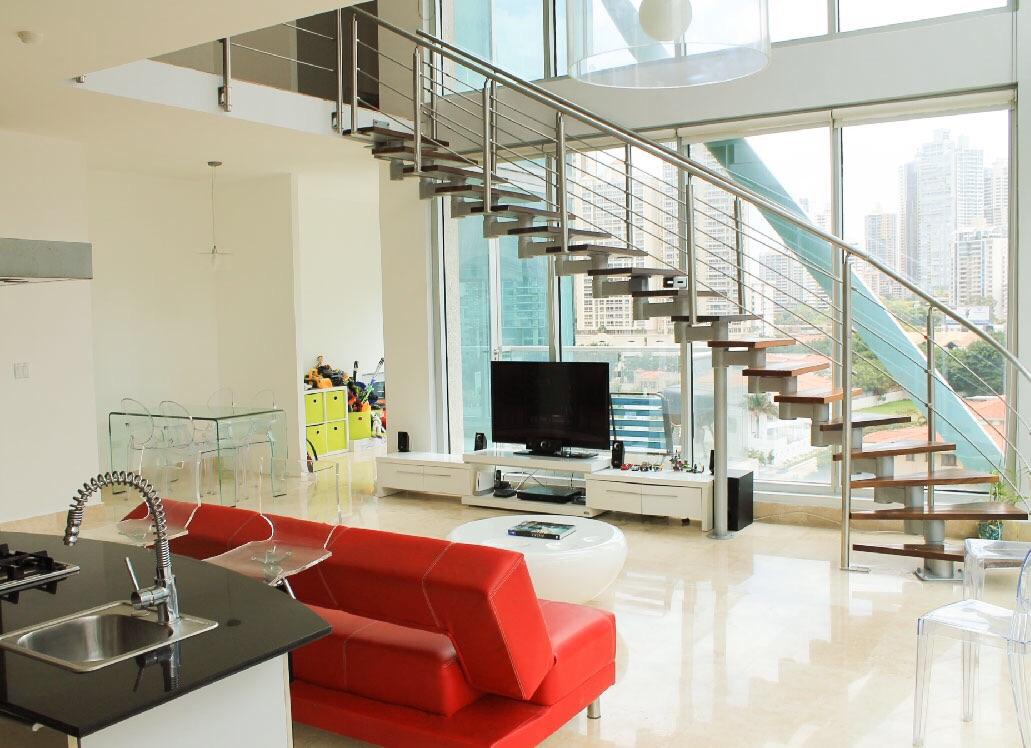 Se vende hermoso apartamento tipo loft remodelado p33363 - Apartamento tipo loft ...