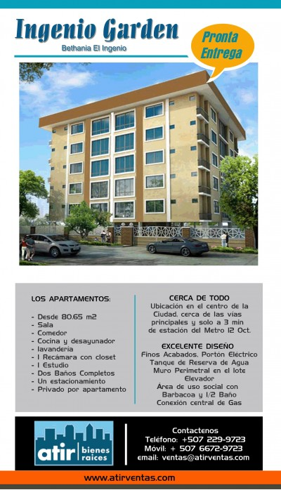 5603 - El ingenio - apartments