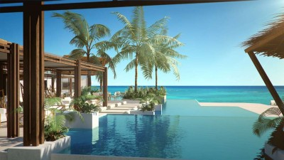65544 -  apartamento - Beachfront condos in blue venao | benchmark luxury & entry l
