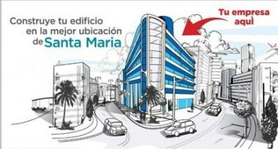 70312 - Santa maria - lotes - santa maria business district