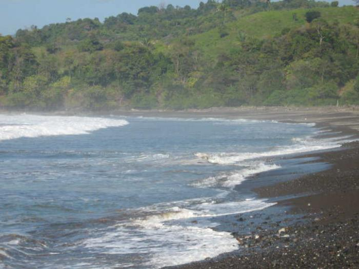 7886 - venta lote - Vendo terreno frente al mar cambutal 394 has $2.00 x mts2
