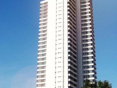 85757 - Panamá - apartamentos - elevation tower