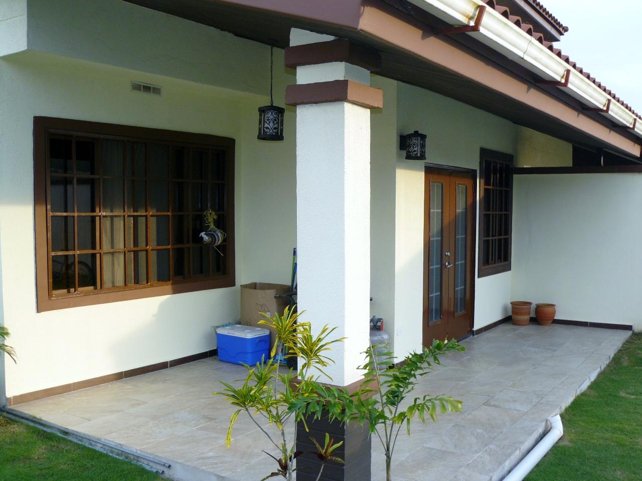 Casa en las cumbres en comunidad cerrada p9134 inmopanama for Terrazas traseras